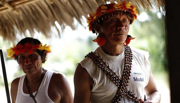 Amazonas: Fiscalía emitió por primera vez disposición en lengua Awajún. Foto: Luis Gonzáles