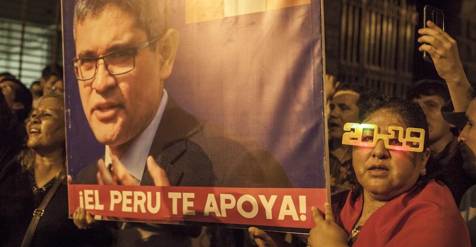 Indignación en las calles por retiro de fiscales José Domingo Pérez y Rafael Vela de Caso Lava Jato