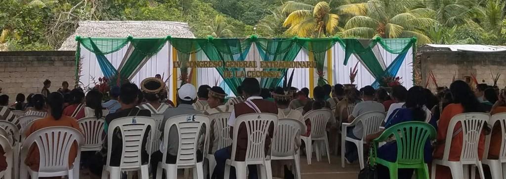 Evento contó con más de medio centenar de representantes asháninkas de la selva central. Foto: Gabriela Mayta (CAAAP)