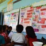 Se compartió el material con niños de últimos grados de Educación Primaria. Foto: Carolina Escalante