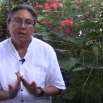 Misionera laica desde los años 80, Lucero Guillén es coordinadora de la Pastoral de la Tierra desde 2012. Foto: CAAAP