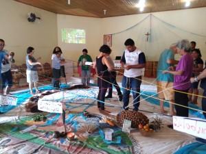 Cerca de 35 agentes pastorales de Acre, Pando y Madre de Dios se enlazaron en un encuentro impulsado desde Repam. Foto: VAPM