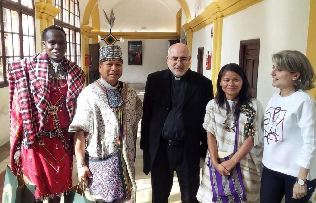 El encuentro supuso un excelente espacio de intercambio de experiencias. Foto: UCSS