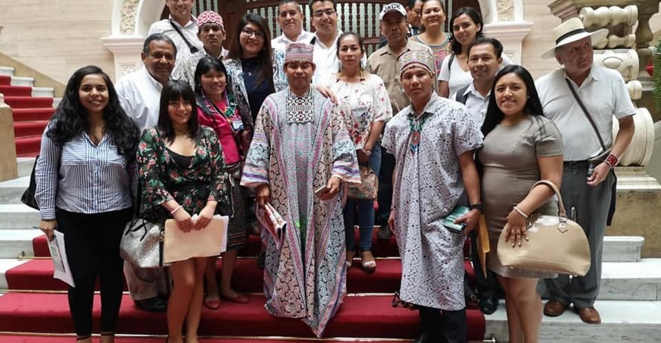 Municipalidad de Lima aprueba apoyo por un 1,5 millones de soles a la comunidad shipiba Cantagallo para 'Bono Vivienda'