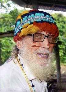 La vida del padre Luis Bolla junto al pueblo achuar continúa como fuente de inspiración para religiosos y laicos de Yurimaguas. Foto: Salesianos.pe