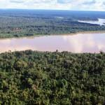 Ucayali en la Amazonía peruana es una región fronteriza con Brasil. Al sur, esta región es vecina de Madre de Dios. Cortesía Agencia Andina