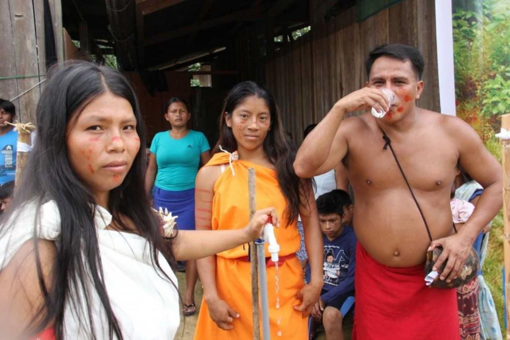 Amazonas: promueven autoidentificación étnica para mejorar servicio de salud intercultural ANDINA/Difusión