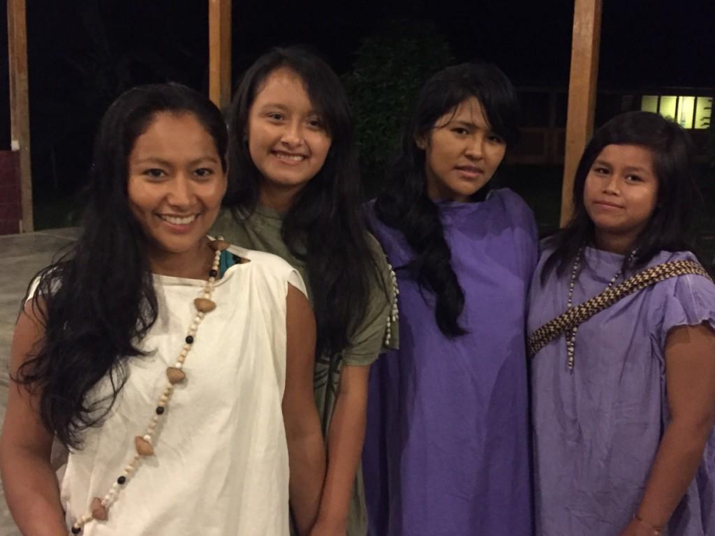 Desde NOPOKI se impulsa el liderazgo y la formación de la mujer indígena, entre otros objetivos. Foto: B.G.B.