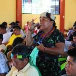 Se reunieron representantes indígenas achuares, kukamas, urarinas, quechuas y kichwas de las cuencas de los ríos Pastaza, Corrientes, Tigre, Marañón y Chambira. Foto: PUINAMUDT