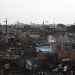 Más de 430 viviendas fueron afectadas y decenas de familias quedaron en la calle por el incendio de 2016. Foto: El Comercio