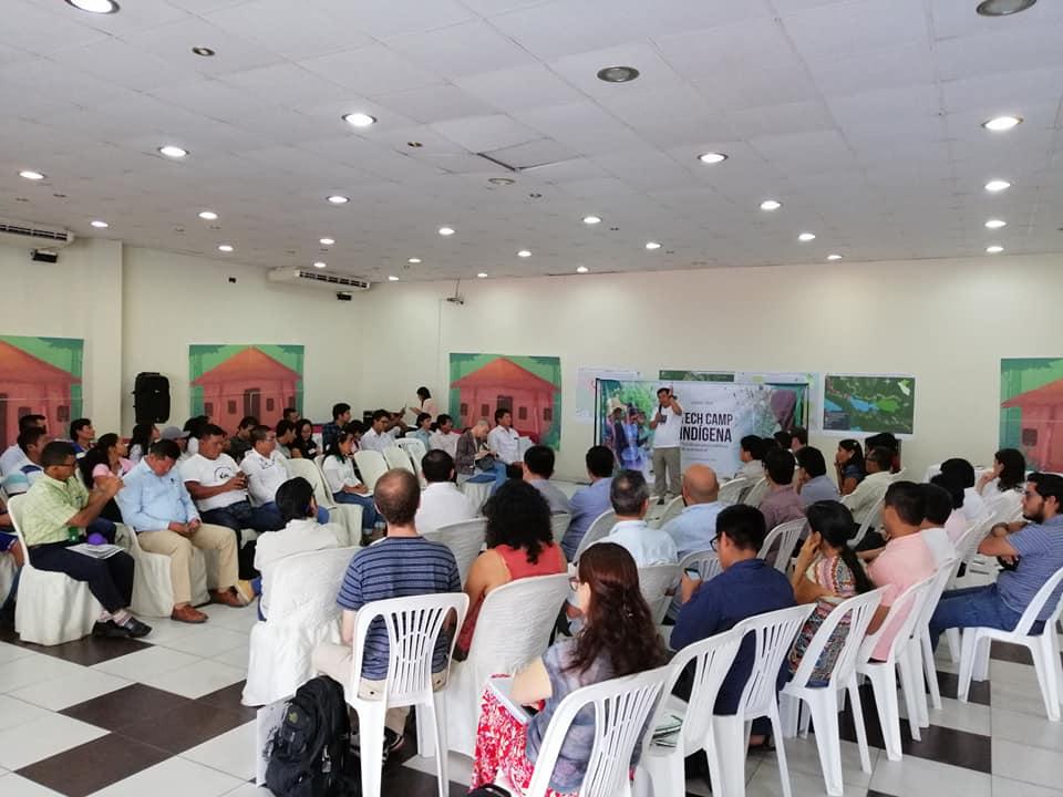 En la primera jornada se contabilizaron 72 asistentes. Foto: ORPIO