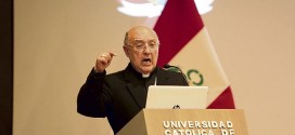 """Cardenal Barreto: """"Preservar la Amazonía debe ser la tarea prioritaria de todos"""""""