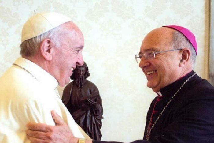 El cardenal Barreto recuerda con frecuencia el mensaje del Papa Francisco en relación a los pueblos indígenas. Foto: Andina