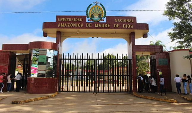 En las aulas de la Universidad Nacional Amazónica de Madre de Dios alumno fue víctima de racismo. (Foto: Tomada de DePeru.com)