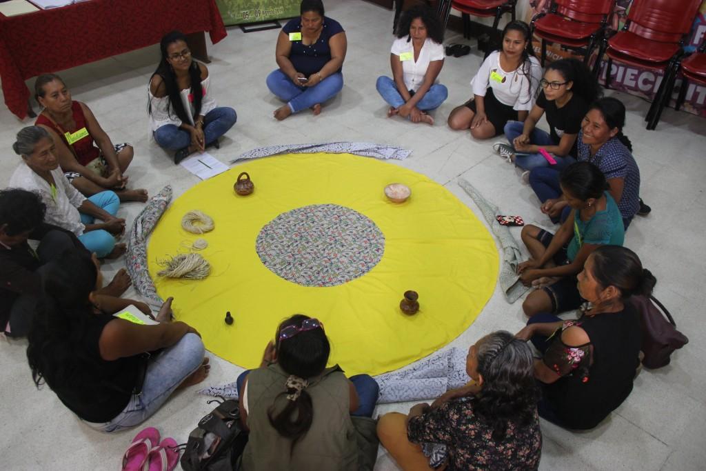 Se intercambiaron diferentes manifestaciones culturales. Foto: MINCUL Loreto