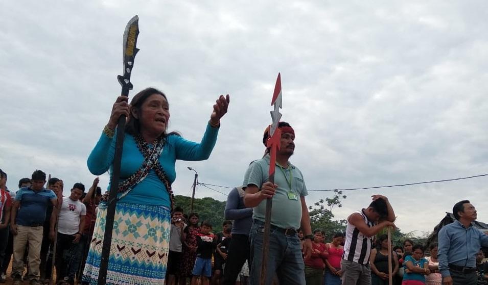 Imagen de una de las reuniones mantenidas los días 7 y 8 de agosto. Foto: PUINAMUDT