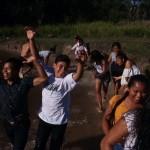 Los participantes en el proyecto son jóvenes de la residencia estudiantil del distrito de Lagunas (Loreto). Foto: Amazonízate Yurimaguas