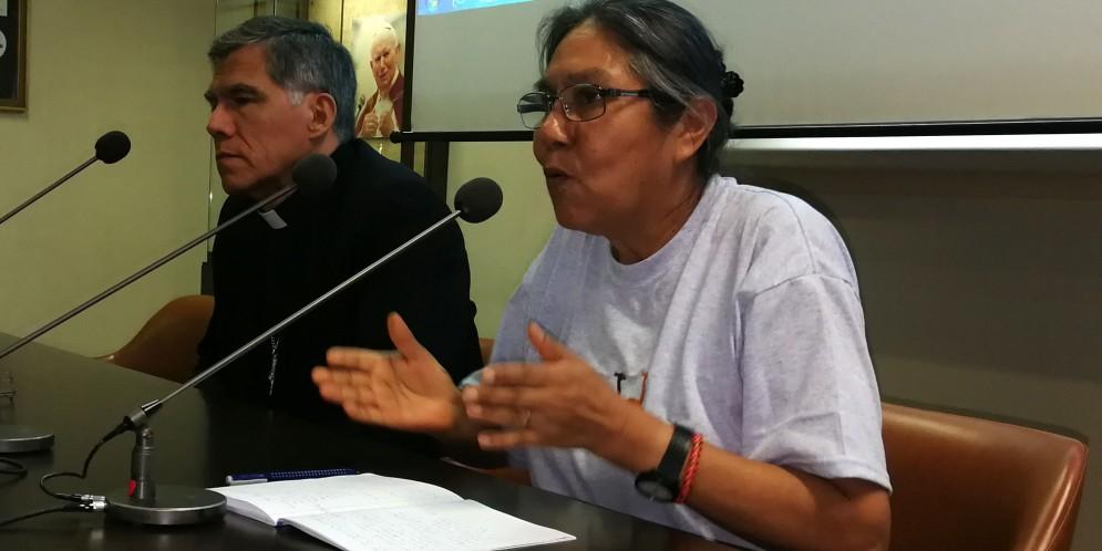 """Lucero Guillén: """"No nos podemos callar ante el sufrimiento de la gente"""""""
