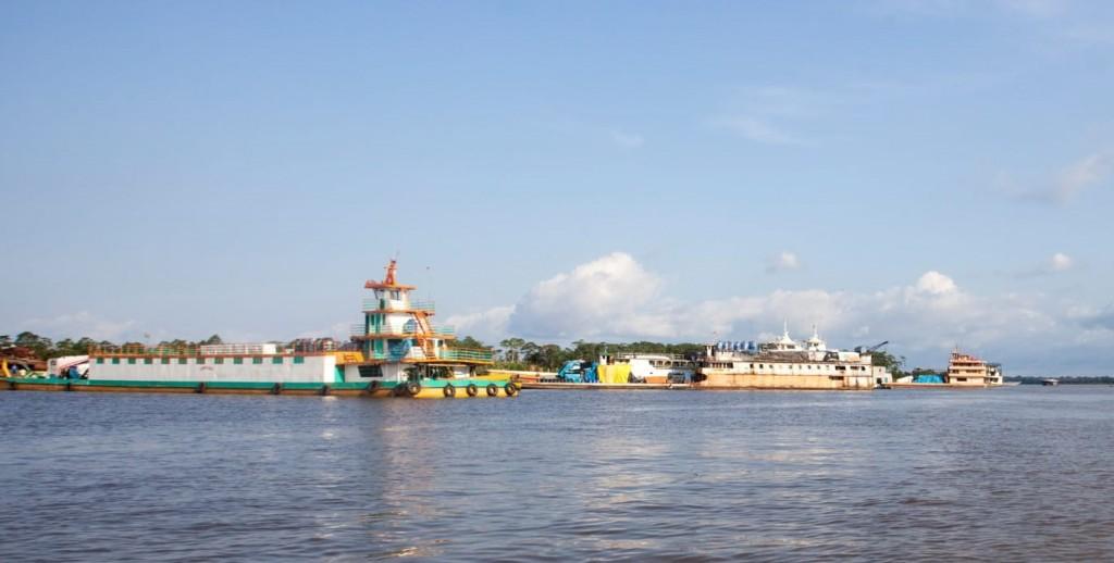El Proyecto Hidrovía Amazónica tiene afectaciones a lo largo de los ríos Ucayali, Huallaga, Marañón y Amazonas. Foto: Archivo