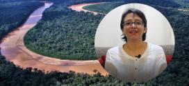 Miluska Carhuavilca: «La ciudadanía debe ser consciente de que mucha de su comodidad proviene de la Amazonía»
