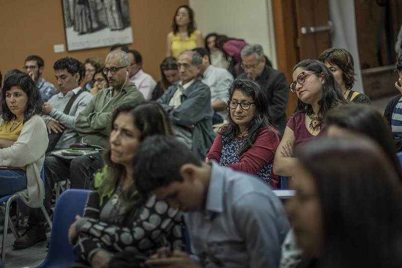 Participaron cerca de 100 personas en la presentación. Foto: Luisenrrique Becerra