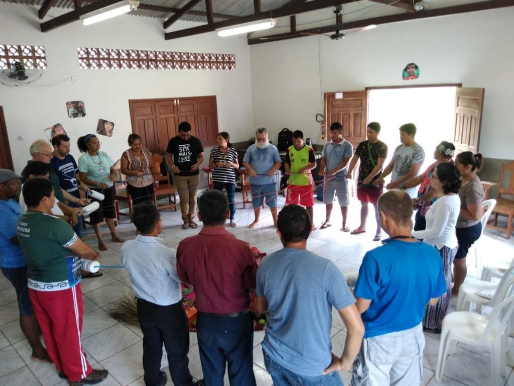 Imagen de un momento del encuentro celebrado en Assis (Brasil). Imagen: Cedida