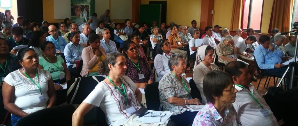 El encuentro ha rebasado los cien participantes. Foto: BGB-CAAAP