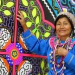Wilma Maynas llegó a Lima, procedente de Pucallpa, hace 13 años y vive en la comunidad Cantagallo. Foto: Andina