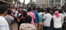 Pobladores awajún se manifiestan en rechazo a reconocimiento de presuntas comunidades mineras