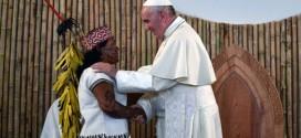 Querida Amazonía, presentada la Exhortación del Papa para una Iglesia con rostro amazónico