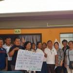 Participantes en el último encuentro los días 25 y 26 de febrero en Lima. Foto: Red Nacional de Protección de Ríos