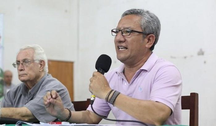 """""""Los Estados no miran con seriedad la gravedad del COVID-19 para la Amazonía"""". Ismael Vega, director del CAAAP"""