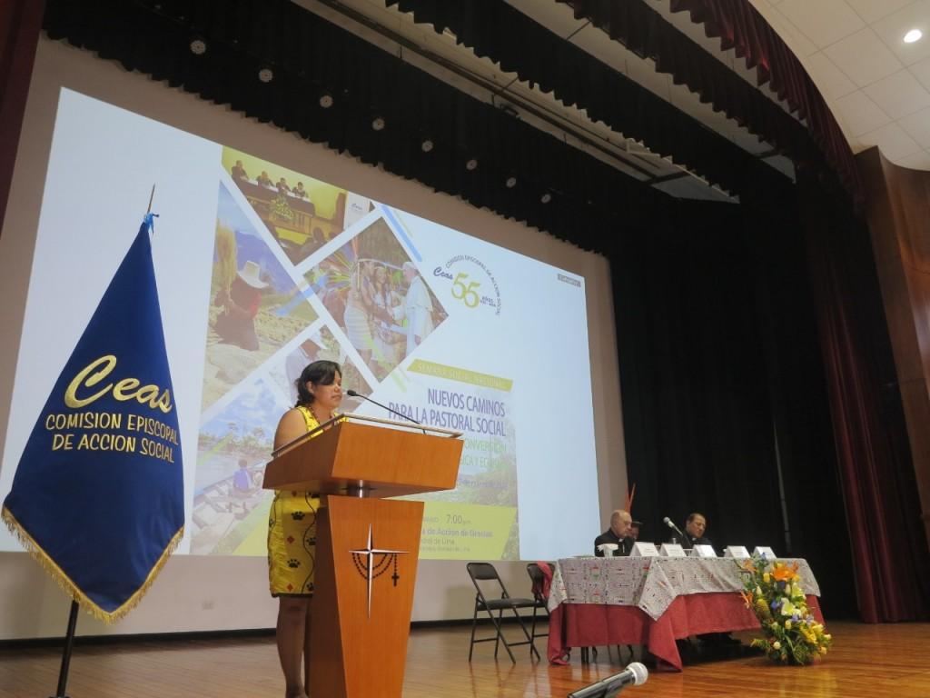 El evento se celebró el 10 de marzo en Lima. Foto: Beatriz G. Blasco