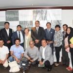 Se contó con parlamentarios de diferentes departamentos y bancadas políticas. Foto: IRI-Perú