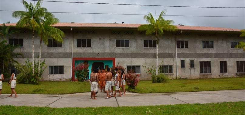 Casa Misión de Indiana, sede canónica del Vicariato. Foto: VSJA
