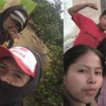 La familia de Iván Campos es una de las que espera poder regresar a Ucayali. Foto: Cedida