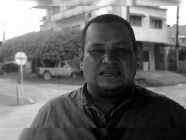 Camilo Suárez falleció esperando una ambulancia en Leticia. Según el INS, su muerte no fue por coronavirus. Foto: Archivo particular