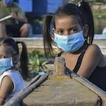 El Amazonas es el territorio colombiano con mayor contagio de covid-19 por cada millón de habitantes. Foto: Tatiana Álvarez / AFP