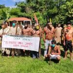 Indígenas matsigenkas e la comunidad nativa Tayakome, en el Parque Nacional del Manu. Foto: Coharyima