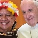 Díaz Mirabal participó el último mes de octubre en el Sínodo de la Amazonía. Foto: Archivo