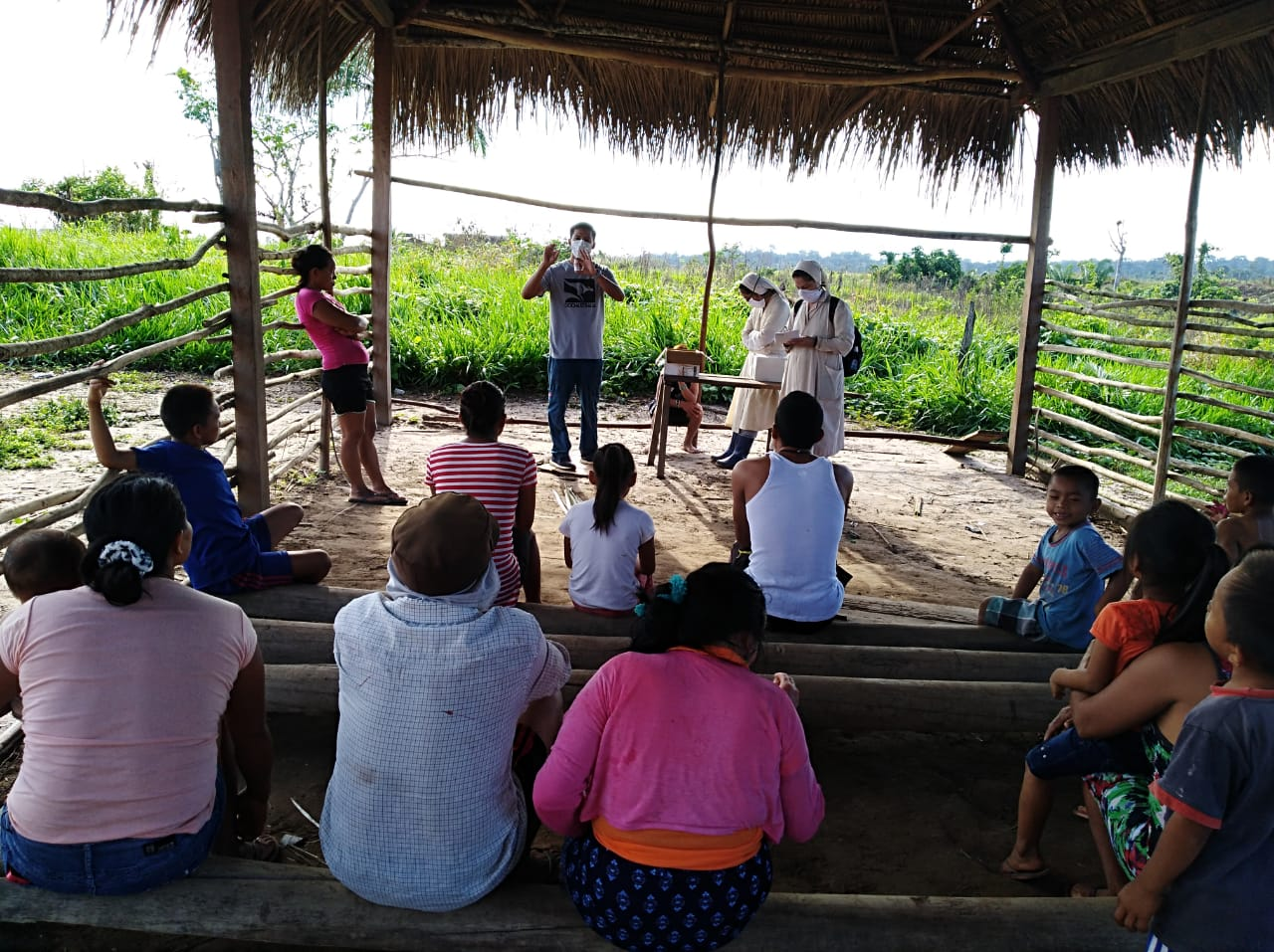 La provincia de Purús alberga ocho pueblos indígenas. Foto: Cedida