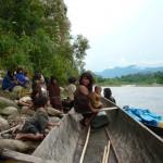 Las poblaciones indígenas amazónicas son tremendamente vulnerables ante la llegada de la enfermedad. Foto: Archivo