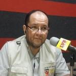 Oraldo Reátegui es uno de los hombres de prensa más conocidos de Iquitos. Foto: LVS
