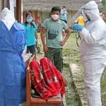 Atención realizada en la comunidad nativa Yutupis. Foto: Red de Salud Condorcanqui
