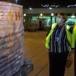 El vuelo recalará en Lima y, de ahí, la carga se enviará a Iquitos. Foto: Vatican News