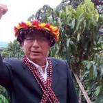 Arturo Kinín, una muerte más enluta al pueblo awajún. Foto: Cedida