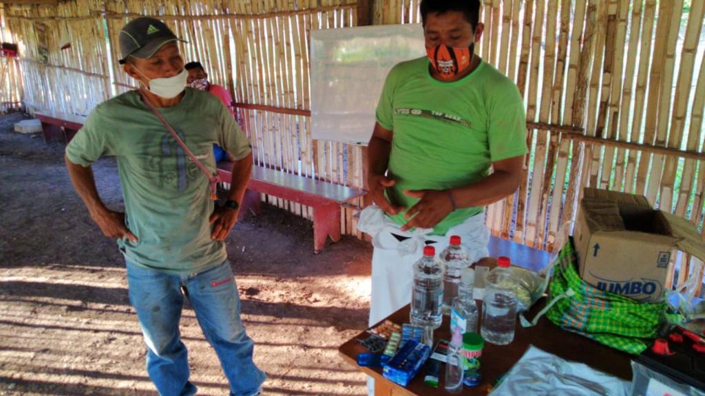 CODEPISAM integra a comunidades kichwas, shawis y awajún. Foto: Reogildo Amasifuén