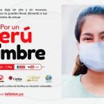 Imagen de la campaña 'Por un Perú sin hambre'