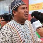 Ronald Suárez, presidente de COSHIKOX, en una imagen de archivo. Foto: Servindi