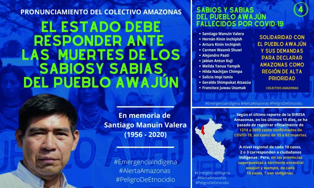 Imagen: Colectivo Amazonas